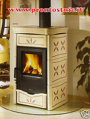 Stufe maiolica legna usato vedi tutte i 65 prezzi - Piccola stufa a legna ...