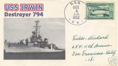 Nalwife Naval Covers