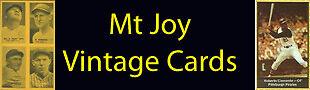 Mt Joy Vintage Cards
