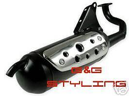 EXHAUST TECNIGAS SILENT PRO FOR PGO BIG MAX G-MAX HOT PS 50 T-REX PMX 50ccm