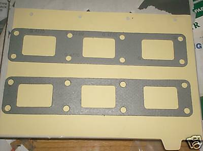 EXHAUST MANIFOLD GASKETS FITS ALL JAGUAR XK TYPE ENGINES 2