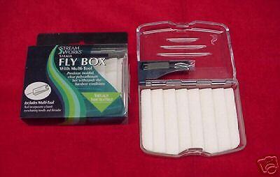 C/&F Design Fly Box Model CF-25676 Med Fly Box GREAT NEW