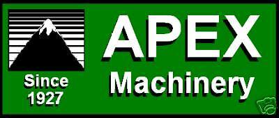 Apex Machinery, Eugene Oregon