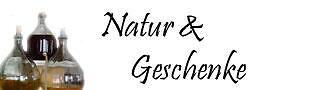 Natur und Geschenke