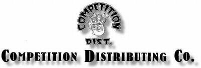 Competition Distributing Inc