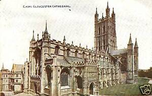 Gloucester Cathedral  Colour View - <span itemprop=availableAtOrFrom>Sussex, United Kingdom</span> - Gloucester Cathedral  Colour View - Sussex, United Kingdom