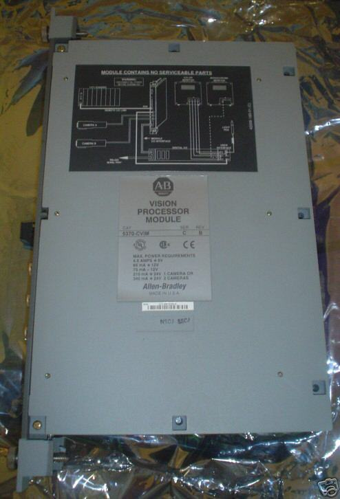 5370-CVIM series C  rev B  -- new -- 1 year warranty