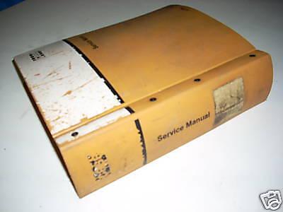 CASE BACKHOE AG 3 POINT LOADER SERVICE MANUAL